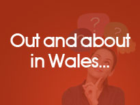 Get about in Wales